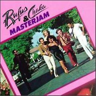 Rufus & Chaka Khan - importation USA Masterjam [CD]