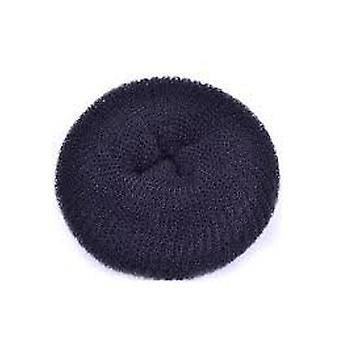 Black / Brown / Blonde fashion hair bun ring donut doughnut shaper styler S / M / L