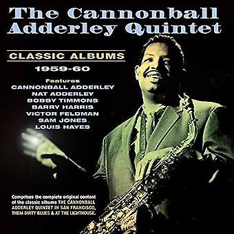 Cannonball Adderley kvintet - Cannonball Adderley kvintet-Classic Alb [CD] USA importerer