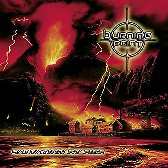 Burning Point - Salvation by Fire [CD] USA import