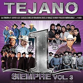 Varios - importação EUA Tejano #1s Siempre [CD]