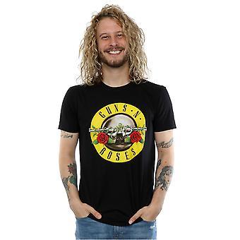 Guns N Roses Bullet Logo t-paita