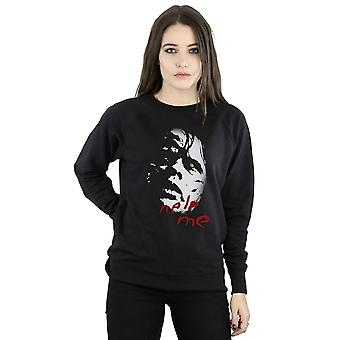 The Exorcist Women's Help Me Sweatshirt