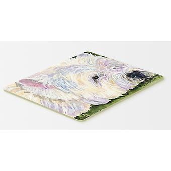 Carolines Treasures  SS8831CMT Westie Kitchen or Bath Mat 20x30