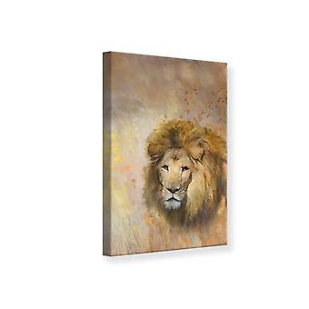 Leinwand drucken König der Löwen