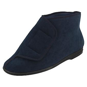 Mens Balmoral Bootee Slipper VB M101A