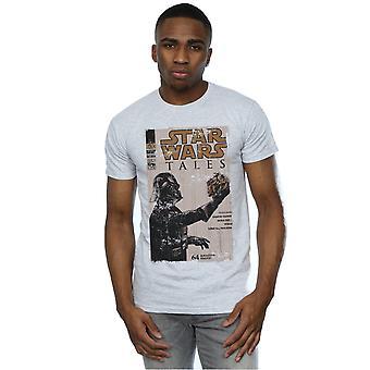 Star Wars mænds Darth Vader tegneserie T-Shirt