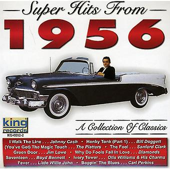 Platters/Doggett/Mor - Super Hits From 1956 [CD] USA import