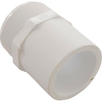 """Dura 433-015 1.5"""" MPT x 1.5"""" SPG Male Fitting Adapter"""
