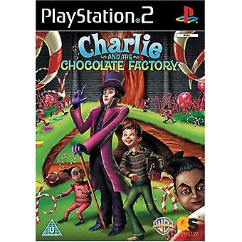 Charlie and The Chocolate Factory (PS2) - New Factory Sealed