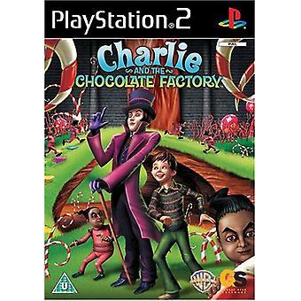 Charlie och Chokladfabriken (PS2) - Ny fabrik förseglad