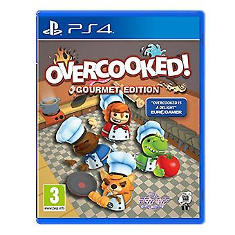 Overcooked Gourmet Edition (PS4) - New