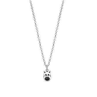 ESPRIT dzieci łańcuch naszyjnik srebrny Zebra ESNL93098A340