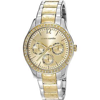 Pierre Cardin ladies watch wristwatch stainless steel PC106952F05