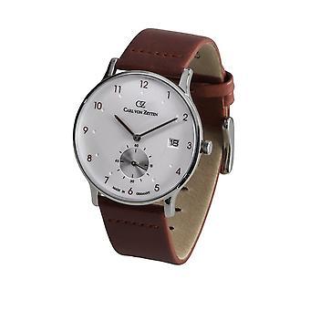Carl of Zeyten men's watch wristwatch quartz Furtwangen CVZ0018RD