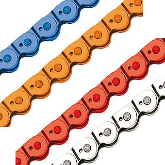 נקודת קסם צבע שרשרת בודדת _ 102 קישורים
