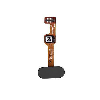 ONEPlus 5 修理ホーム ボタン フレックス ケーブル ケーブル スペア部品の新しい黒のトップ