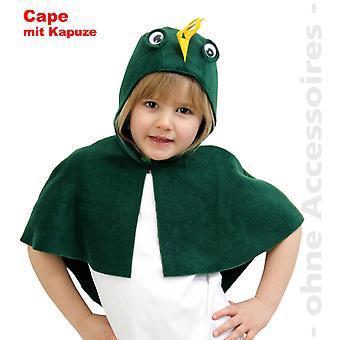 Drache Drachencape Kapuzencape Kinder Feuerspucker Kinderkostüm
