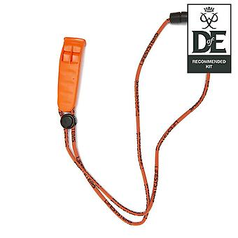 New LIFESYSTEMS Safety Whistle Outdoors Camping Orange