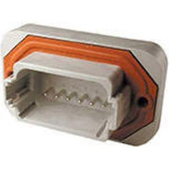 TE conectividad DT15-12PA bala conector, serie recta (conectores): Número Total de despegue de pines: 1 12 PC