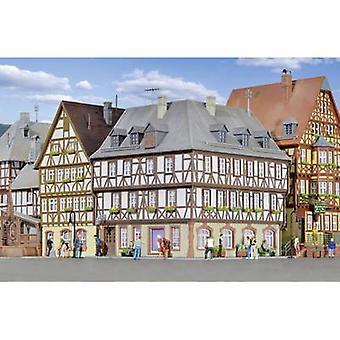 Kibri 38904 H0 Half-timbered hoekwoning Miltenberg