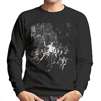 TV Zeiten Jerry Live Herren Sweatshirt