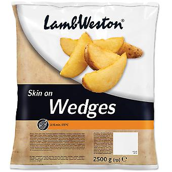 Lamb Weston Frozen Skin On Potato Wedges