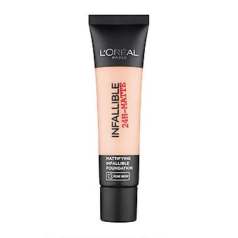 Loreal Infallible 24H Matte Foundation 13 Rose Beige 35ml