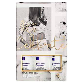 Giftset Paul Mitchell Extra Body-Lets Celebrate