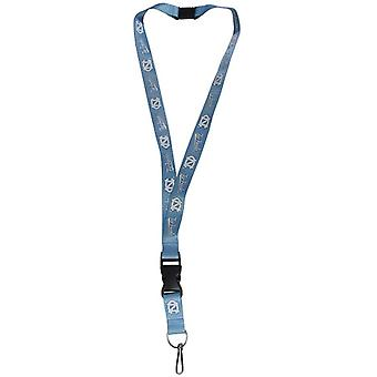 North Carolina Tar hakken NCAA Logo Lanyard