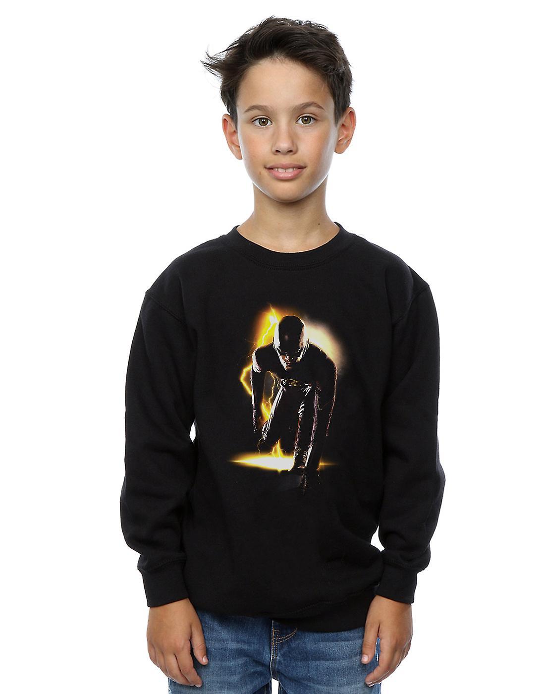 DC Comics Boys The Flash Ready To Go Sweatshirt