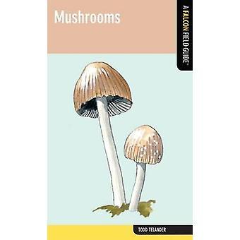 Funghi - una guida di campo Falcon da Todd Telander - 9780762774234 libro