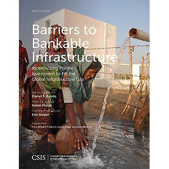 Belemmeringen voor bankabele infrastructuur - Incentivizing particuliere investeringen