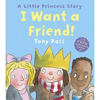 أريد صديق! توني روس-9781849392853 الكتاب