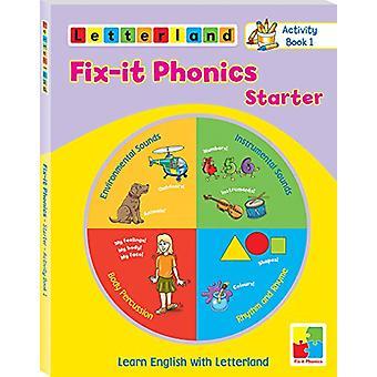 Fix-it Phonics - Starter Level - Student Book 1 by Lisa Holt - 978178