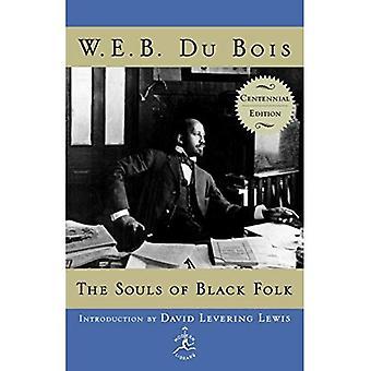 Zielen van zwarte Folk (Modern Library)
