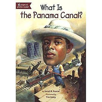 Was ist der Panamakanal? (Was war...?)