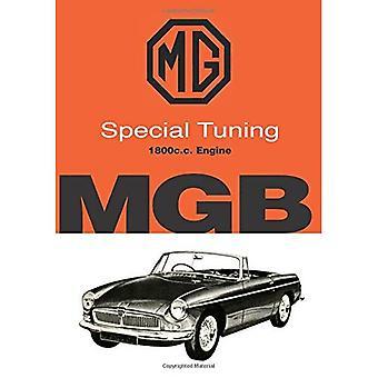 MG MGB 1800 Tuning: Manuale dei proprietari