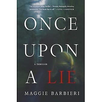 Once Upon a Lie (Maeve Conlon romans)