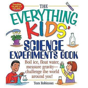 Das alles Kinder Wissenschaft Experimente Buch (alles)