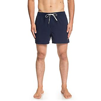 Quiksilver Everyday Volley 15 elastische Boardshorts in Navy Blazer
