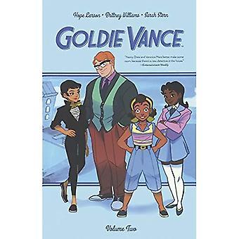 Goldie Vance, volym två (Goldie Vance)