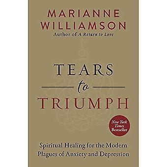 Tranen te laten zegevieren: de spirituele reis lijden naar verlichting