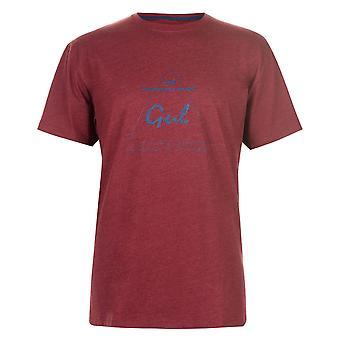 Gul Mens Logo Carrier T Shirt