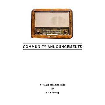 Annonces communautaires par Rahming & Patrick