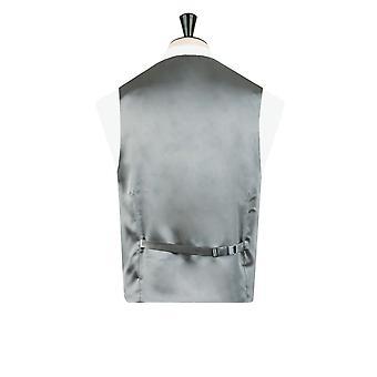 Chłopcy Dobell srebrny Suknie kamizelka regularny krój