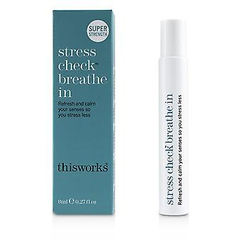 This Works Stress Check Breathe In - 8ml/0.27oz