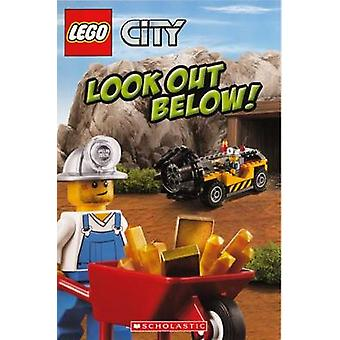 Look Out Below! by Scholastic - Michael Anthony Steele - 978060626236