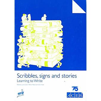 Scribbles - Signs and Stories - Learning to Write by L. Darkin - M. Me