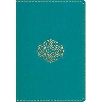 ESV Large Print Compact Bible  - 9781433556036 Book